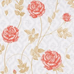 Обои Эрисманн Glory (Глория) 2491-5 розы