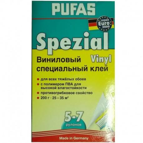 Клей Пуфас для виниловых обоев 200 гр